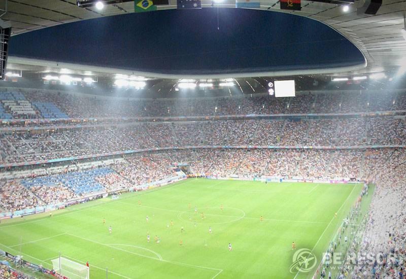 Fotbollsresor till Tyskland