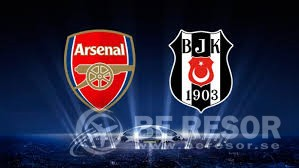Arsenal - Besiktas