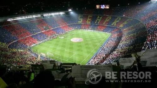 Fotbollsresor till Barcelona