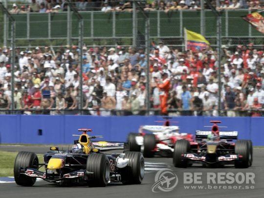 Formel 1 resor till Spanien & Barcelona