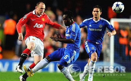Chelsea - Man United 2