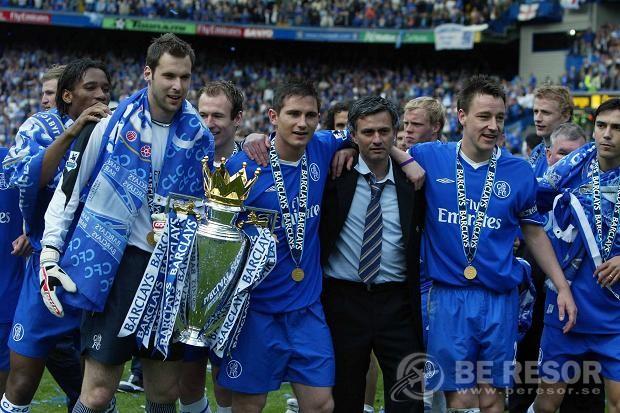 Chelsea - Mourinho
