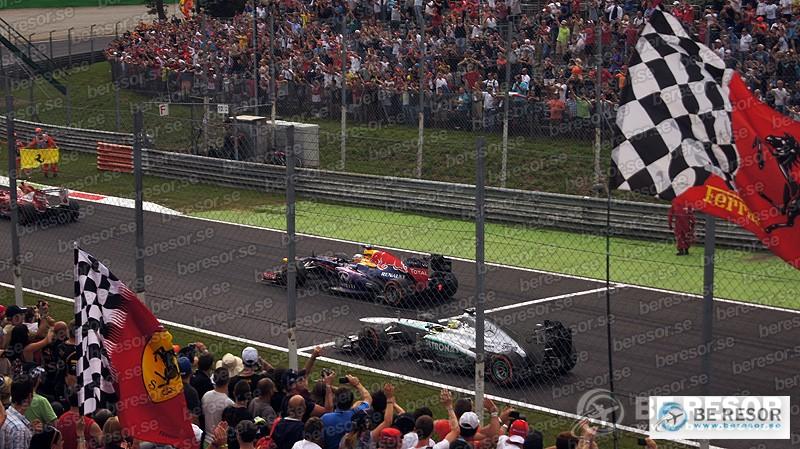 F1 bild Italien - Monza