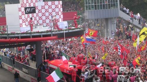 F1 bild Italien ny