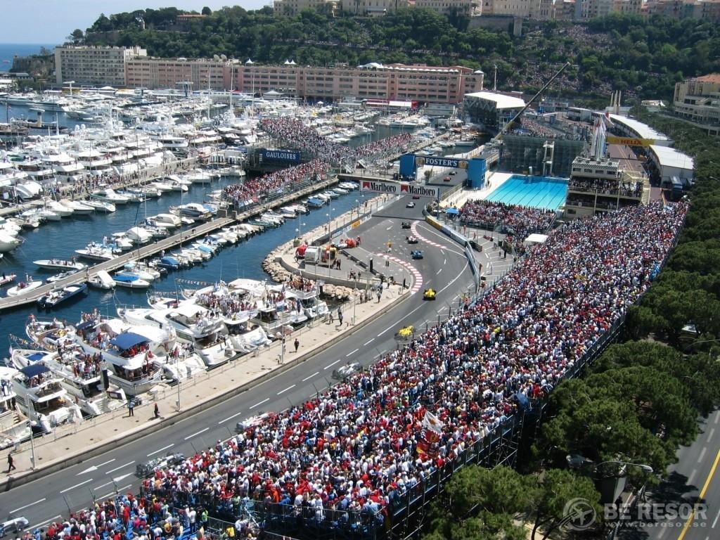 F1 bild Monaco ny