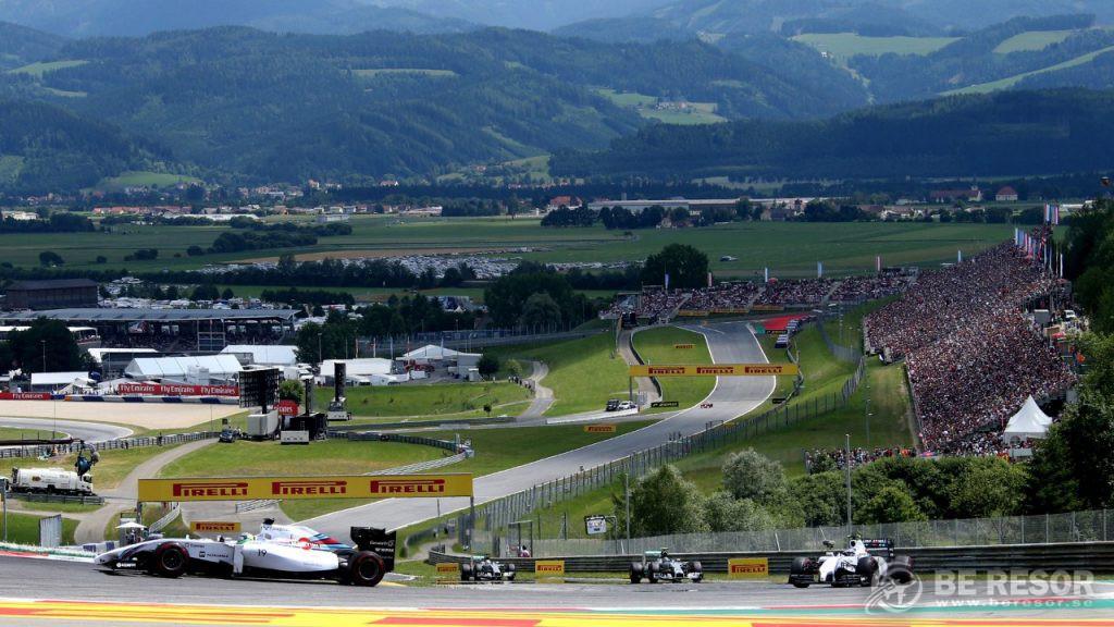 F1 bild Österrike 2