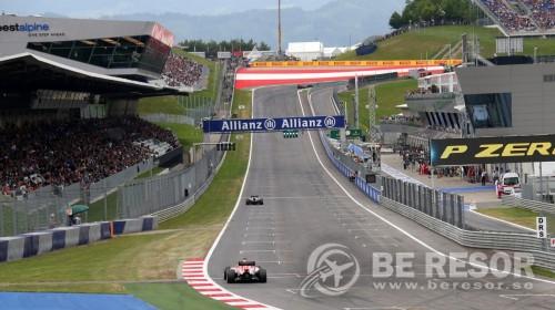 F1 bild Österrike ny
