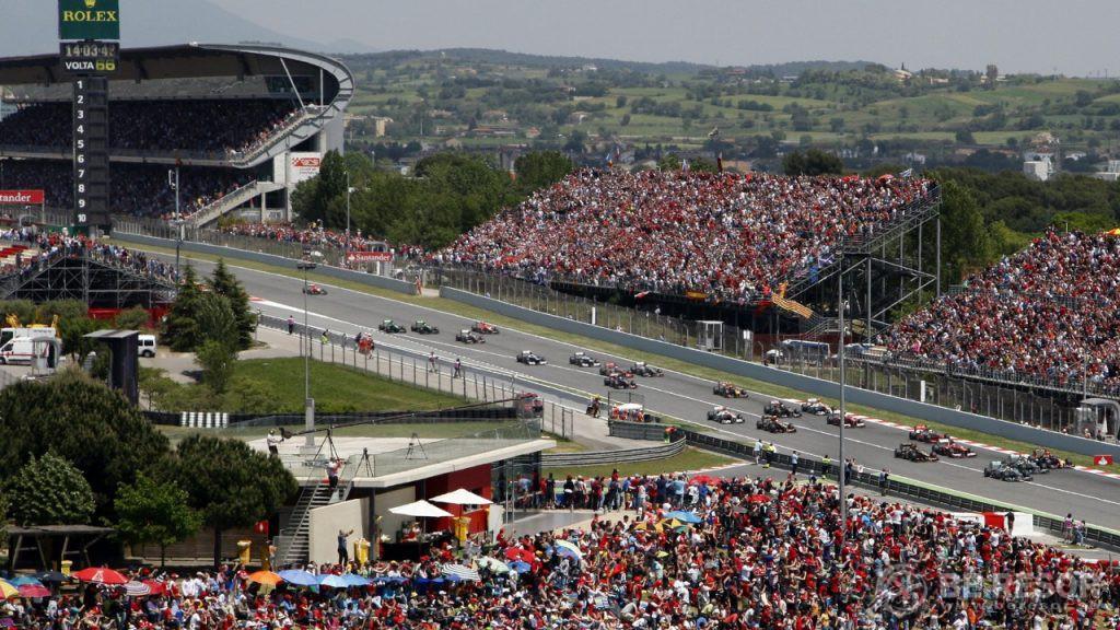F1 bild Spanien 2