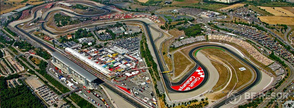 F1 bild Spanien