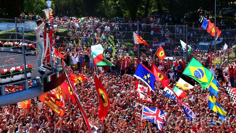 F1 Monza 2017