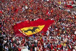 Formel 1 resa till Italien & Monza
