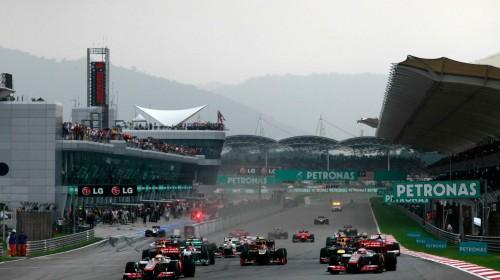Formel 1 resor till Malaysias GP & Kuala Lumpur