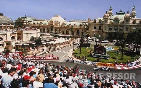 Formel 1 resor till Monaco & Monte Carlo