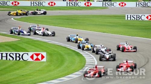 Formel 1 resor till Tyskland