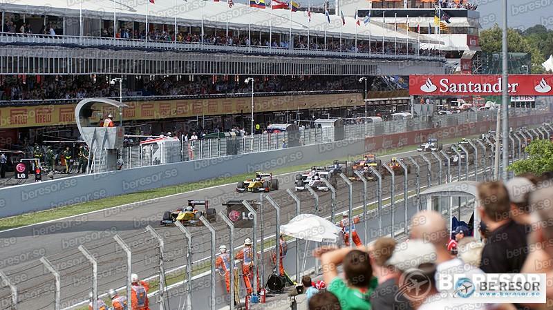 Formel 1 resa