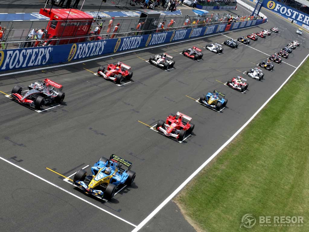 Formel 1 resor 2015