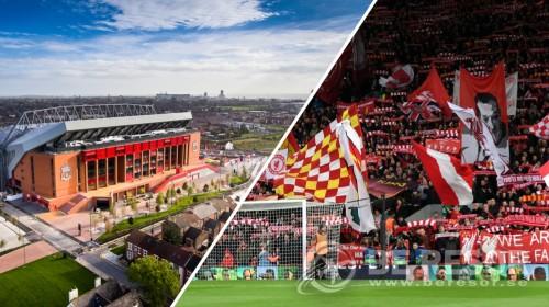 Fotbollsresor Liverpool