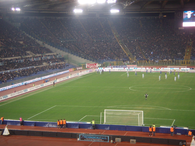 Fotbollsresor till Lazio