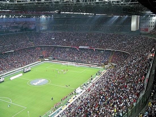 Milan - San Siro