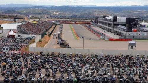 MotoGP bild Aragon ny