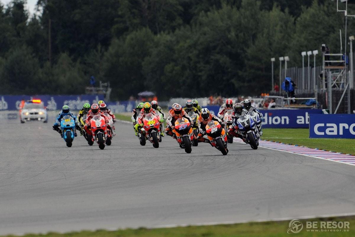 MotoGP bild Brno ny