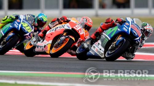MotoGP bild San Marino ny