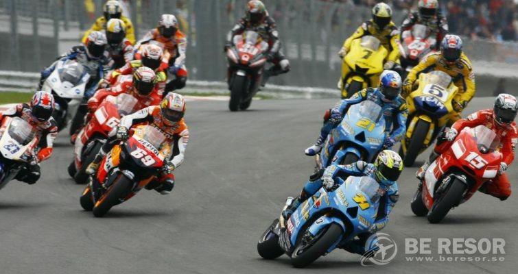 MotoGP resor