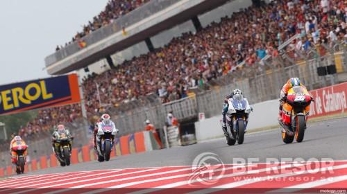 MotoGP Spanien - Catalunya