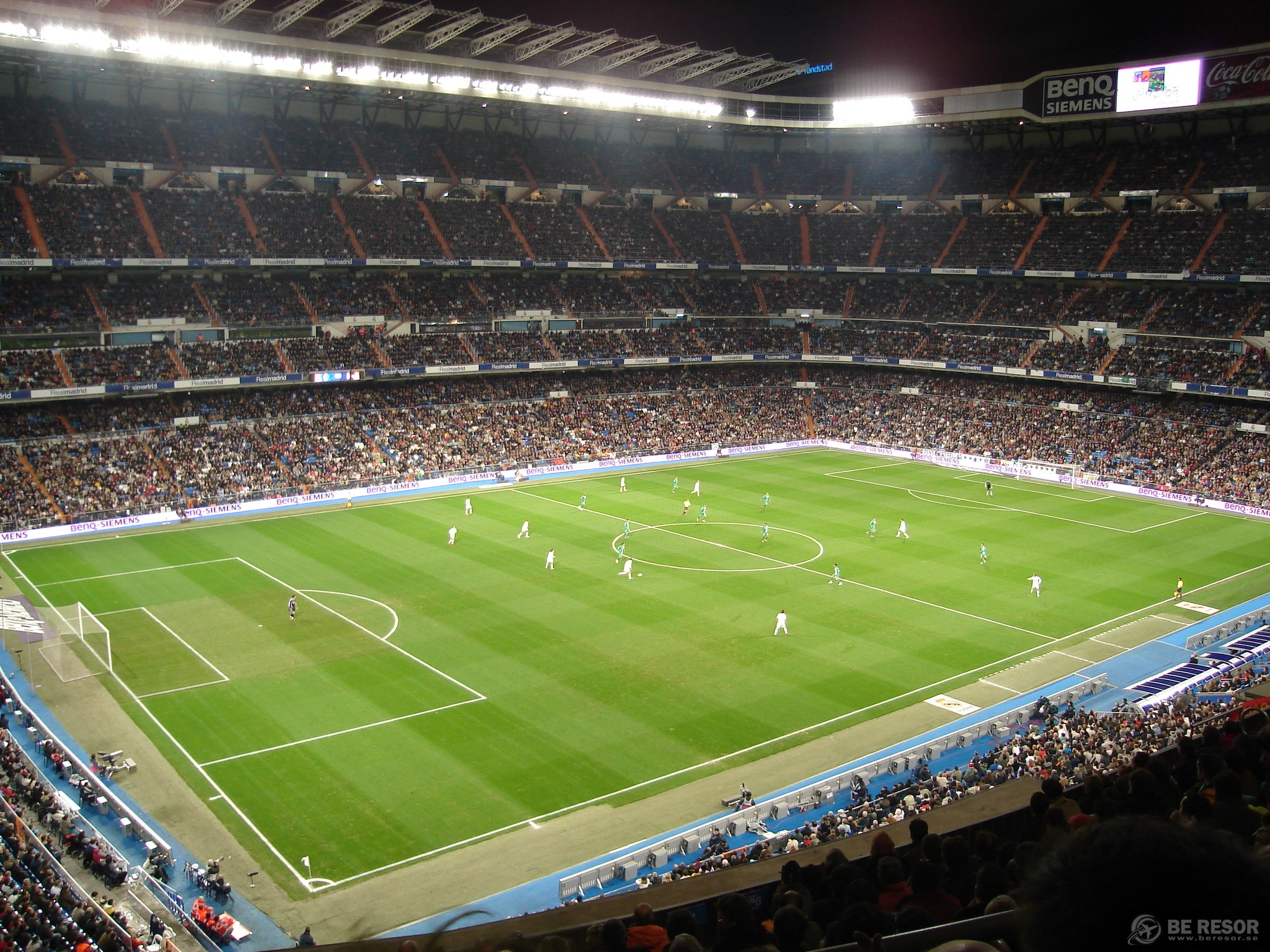 Fotbollsresor till Real Madrid