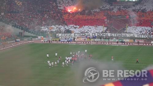 Fotbollsresor till Roma