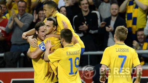 Svenska landslaget bild