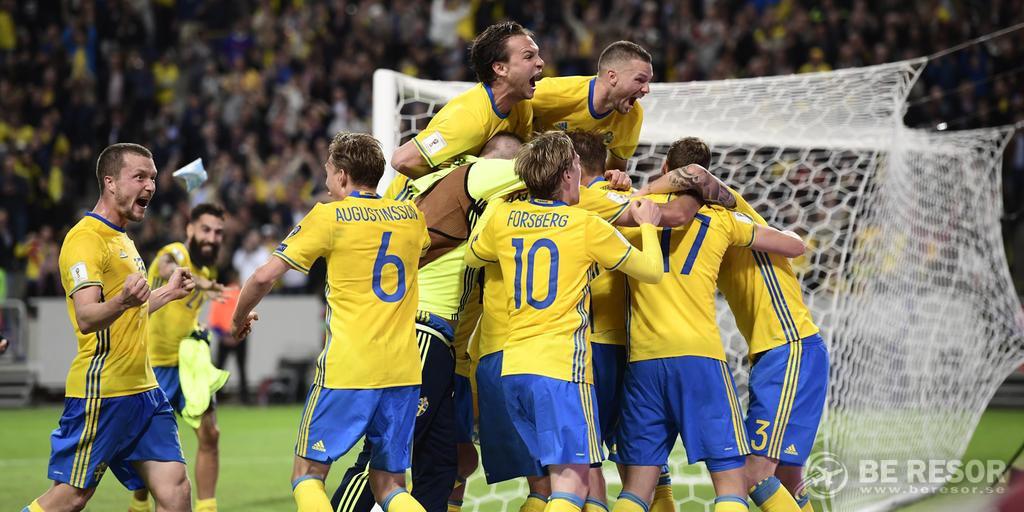 Sverige - Frankrike