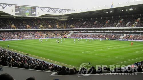 Fotbollsresor till Tottenham