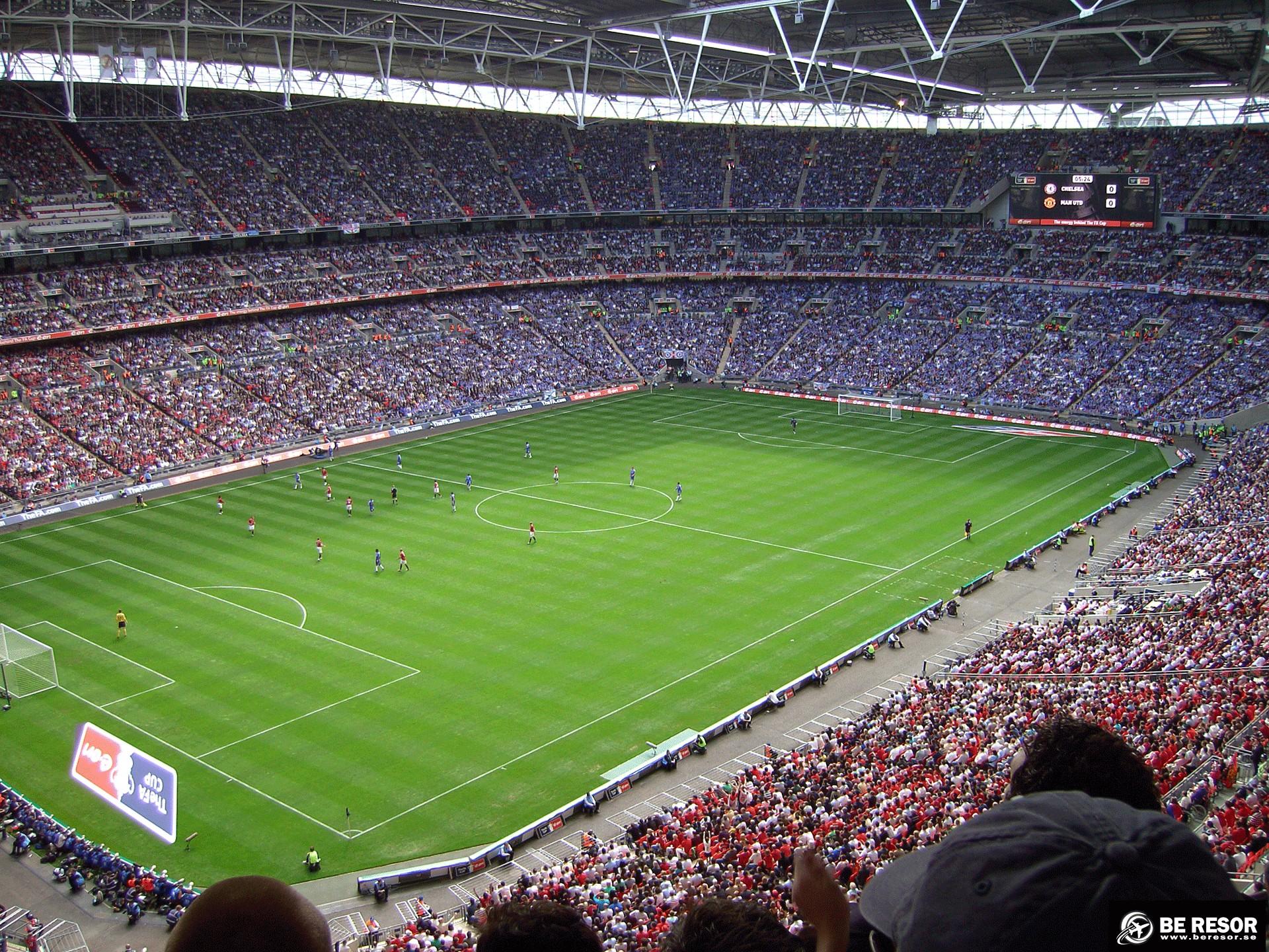 Fotbollsresor till England & Premier League