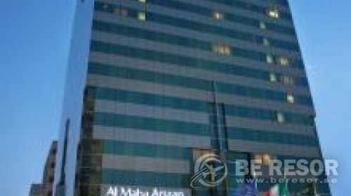 Al Maha Arjaan By Rotana Abu Dhabi 1