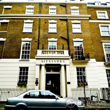 Alexandra Hotell London 1