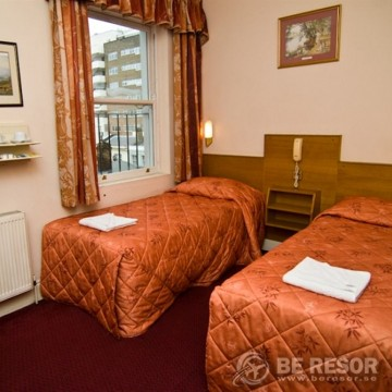 Alexandra Hotell London 3
