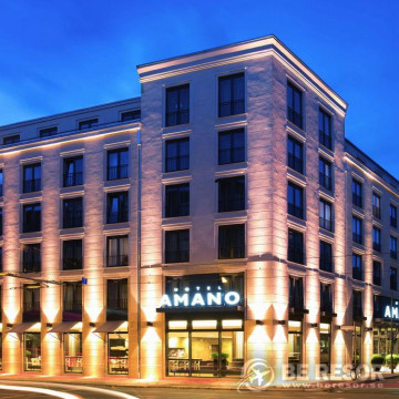Amano Hotel 1