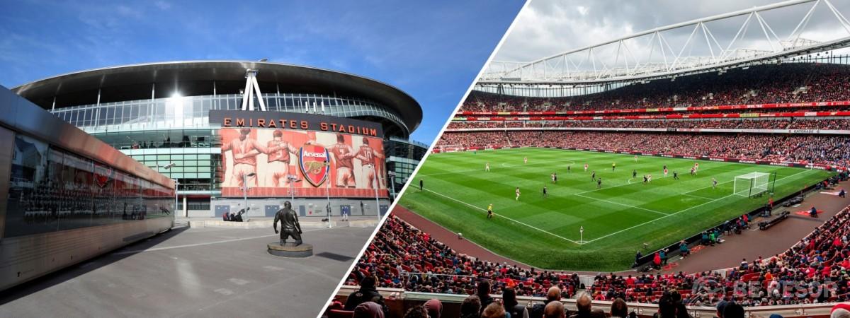Fotbollsresor Arsenal   biljetter hos BE Resor 2afb86e4ba941