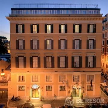 Art Deco Hotel Rom 1