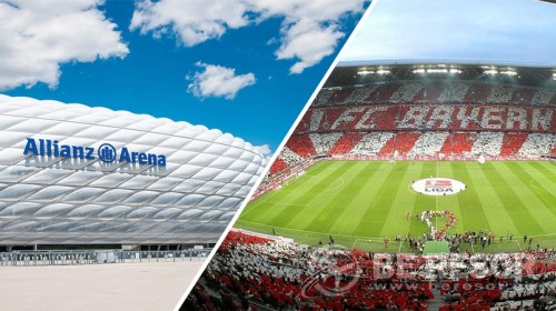 Bild på Bayern Munchen - Werder Bremen