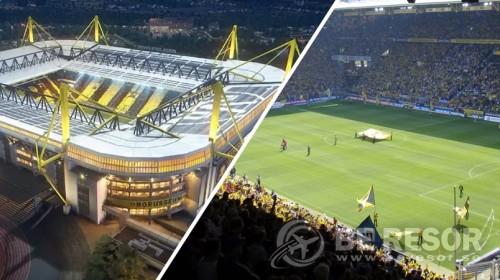 Bild på Borussia Dortmund - SC Paderborn 07