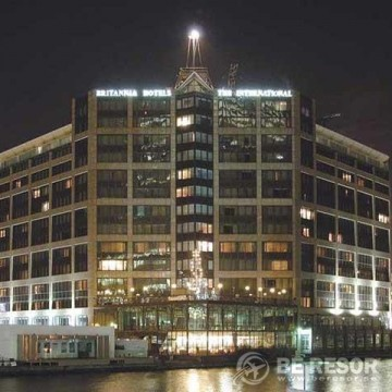 Britannia International Docklands Hotel 1