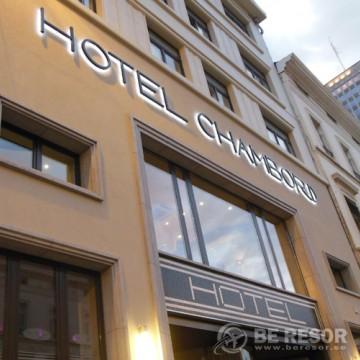 Chambord Hotel Bryssel 1
