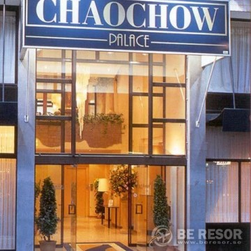 Chao Chow Palace hotel Brussels 1