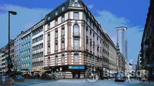 Comfort Hotel City Centre Frankfurt 1