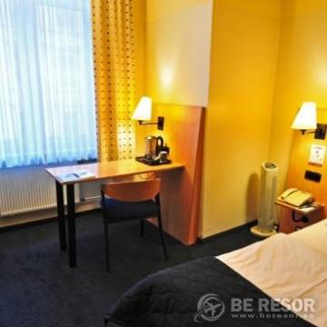 Comfort Hotel City Centre Frankfurt 8