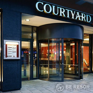 Courtyard By Marriott City Center Hotel Munchen 1