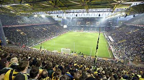 Bild på Borussia Dortmund - Tottenham