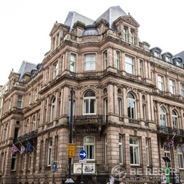DoubleTree by Hilton Hotel & Spa Liverpool 1